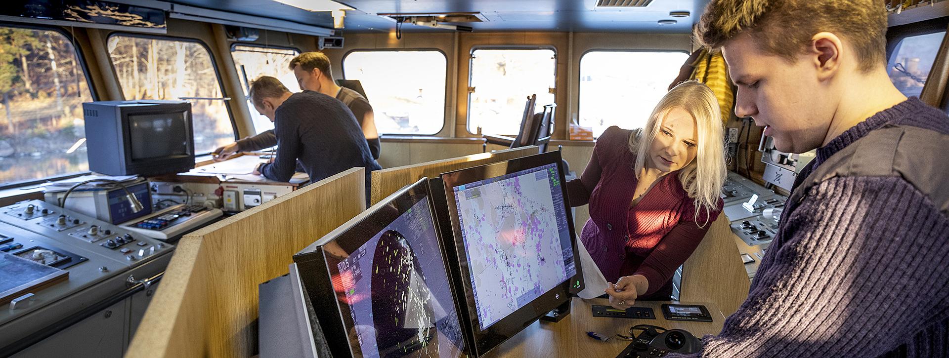 merikapteeni amk