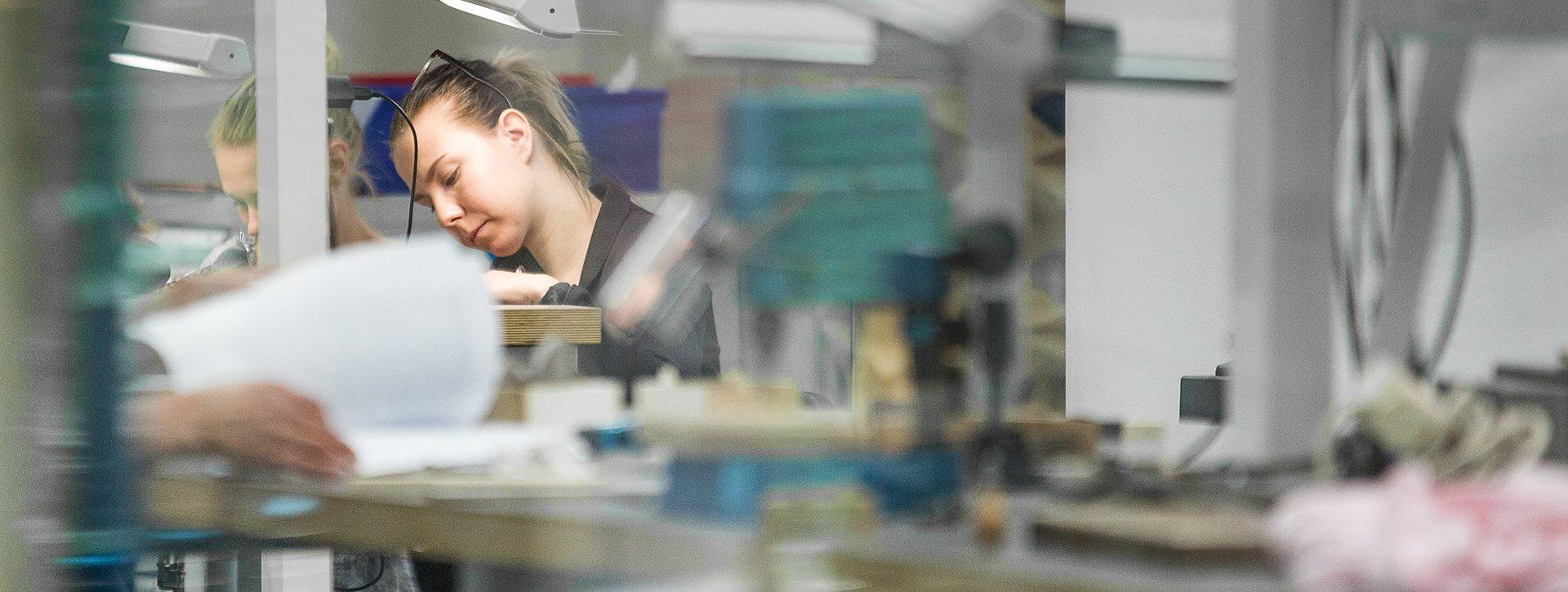 avoimet työpaikat muotoilija