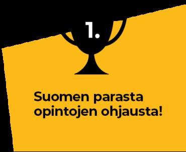 Vuoden 2020 opiskelijapalautteen mukaan Xamkissa on Suomen parasta opintojen ohjausta.