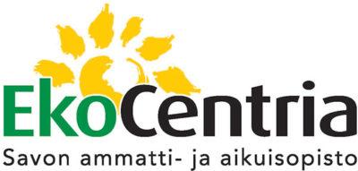 Savon koulutuskuntayhtymän EkoCentrian logo