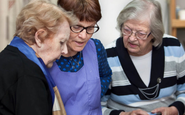 Kaakkois-Suomen ammattikorkeakoulu - OSSI-hanke