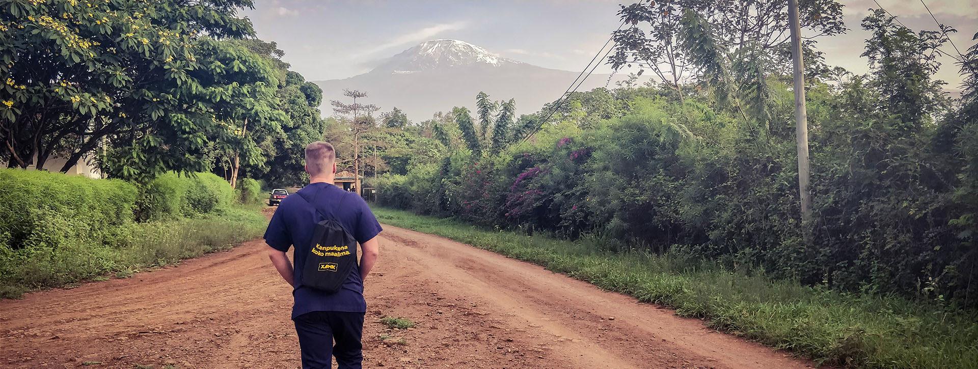Ensihoitajat Tansaniassa