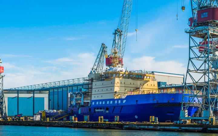 Logistiikka ja merenkulku, Xamk