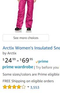 Miten myyt Amazonissa: Prime-tuotteet