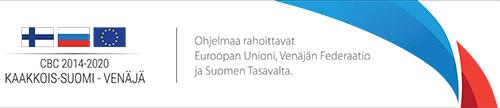 Ohjelmaa rahoittavat Euroopan Unioni, Venäjän Federaatio ja Suomen Tasavalta.