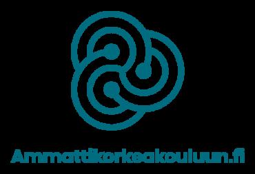 Ammattikorkeakouluun.fi logo