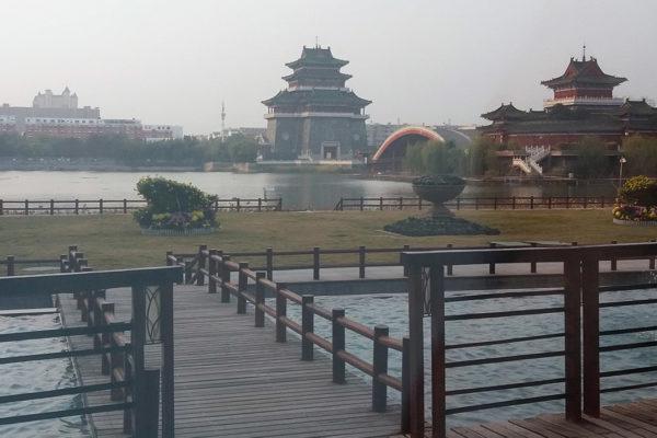 Opiskelijat Kiinassa