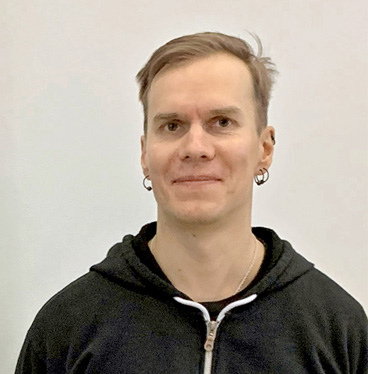 Insinööriopiskelija Kare Kosonen