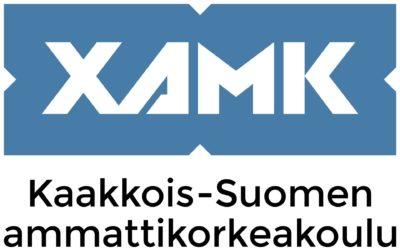 Kaakkois-Suomen ammattikorkeakoulun logo