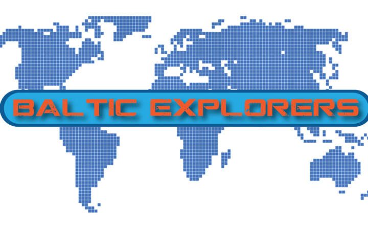 Baltic Explorers map image