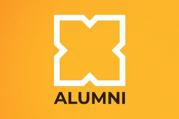 Xamk alumni -logo