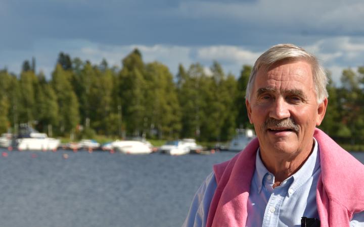 Senior Adviisor Esko Pitkänen