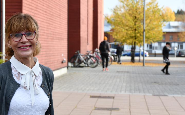 Paula Kyrö, professori emerita