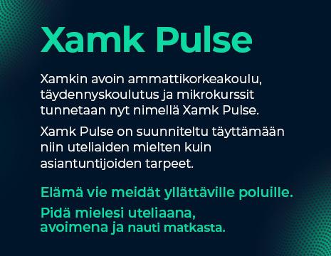 Xamk Pulse