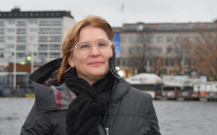 Yritysneuvoja Katja Remes, Itä-Savon Uusyrityskeskus