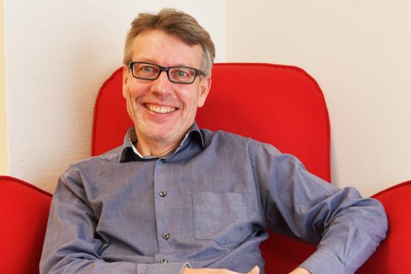 Projektipäällikkö Jari Handelberg