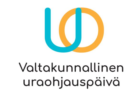 Kuvassa Valtakunnallinen uraohjauspäivä -tapahtuman uusi logo.