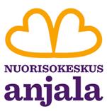 Nuorisokeskus Anjala logo